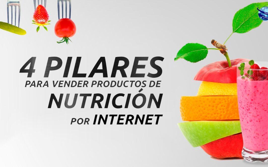 4 pilares para vender productos de nutrición